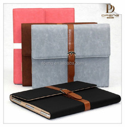 Best price protective case for tablet cover /leather folder tablet case for ipad