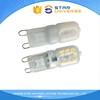 New design long serve life 1W 2W 3W 5W 6W g9 led/g9 led lamps/led g9