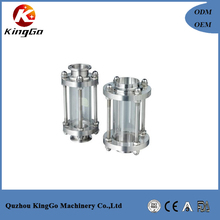 Stainless steel sanitary sight glass