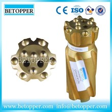 dome carbide tipped drill bit for Mental and Ore Mining