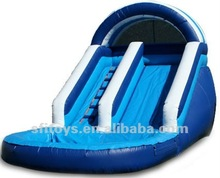Durable inflatable water slide water slide games inflatable slide pool for sale