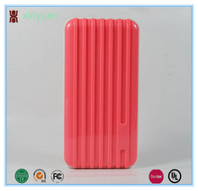 Amazing products from China custom travel led power bank rechargable power bank essential travel