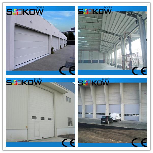 source full view glass garage door