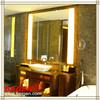 Nice Framed mirror with LED light, LED lighting framed mirror BGL-013