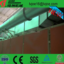 High Quality Automatic Paper Covered plaster gypsum board plant/Machinery/Equipments(for Wall Building