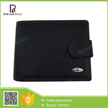 Brand New Product useful fashion men leather wallet coin pocket