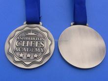 Пользовательские высокое качество цинковый сплав 3d модель медалей бесплатная с печать лента