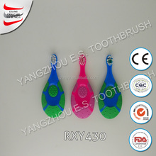 private label carton shape soft bristle baby teeth whitening toothbrushes for kids child toothbrush