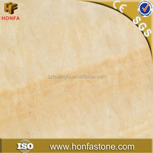 High quality yellow cultured marble resin with free sample