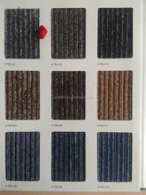 Bitumen Backing Carpet Tiles , Commercial Office Carpet Tile