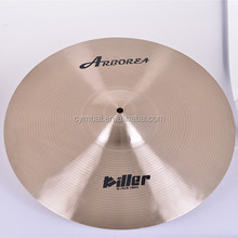 Deluxe B20 Cymbals.threading cymbal for drum set