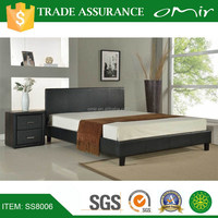 faux leather twin bed furniture used double bed