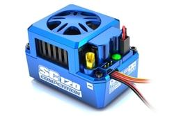 120A Brushless Sensored ESC TORO SC120 built-in switching mode BEC ESC for car