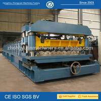 Tile Metal Roof Panel Bend Machine