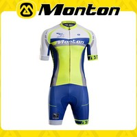 2015 Monton latest cycling jersey and short custom cycling kit