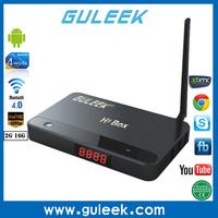 Guleek RK3188 Quad core 1.6GHz ram DDR3 2GB ROM 16GB tv box android 4.2 quad core rk3088