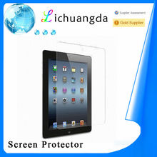 for ipad mini tempered glass screen protector for HTC,self repair screen protector