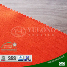 Carbon fiber EN1149-3 static resistance fabric for coverall used in explosive industry
