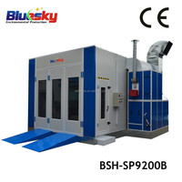 good selection China alibaba spray booth professional manufacture/auto spray booth/car paint booth(CE approved)