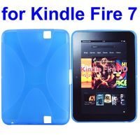 New Arrival Skidproof Design TPU Case Cover for Amazon Kindle Fire 7