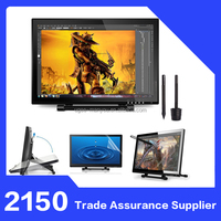 Ugee UG2150 21.5 Inch CE Approved VGA+USB Pen Touch Screen Monitor