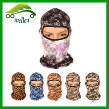 winters outdoors Ski Balaclava Colorful Full Face Ski Mask