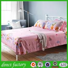 Brand new bed sheet fabric with high quality