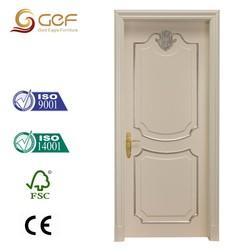 Classic style new design wooden door for bedroom