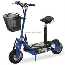 China supplier 48V 1500W petrol and electric scooter