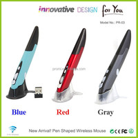 Best Portable Mouse ODM OEM Wireless Computer Mouse With Pen Shaped