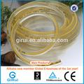 Nuevo tubo flexible transparente de material de PVC