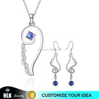 pakistan artificial jewelry buy chinese products online, Hotsale american prince William Wedding brass zircon jewelry set 2015
