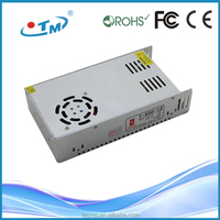 Dc 12V led driver 12v output 500W burly power supply Driver constant current dimmable led driver 220V/110V With CE,FCC