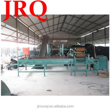 Rubber Powder Production Line /plastic Track /rubber Track Making Machine