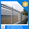 Powder Coated Galvanized Backyard Metal Fence Panels For Sale