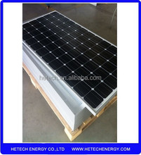 Stable and high output monocrystalline solar panel 300w from China