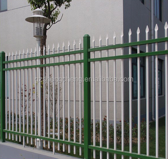 wholesale palisade fencing decorative security fence low price buy decorative security fence. Black Bedroom Furniture Sets. Home Design Ideas