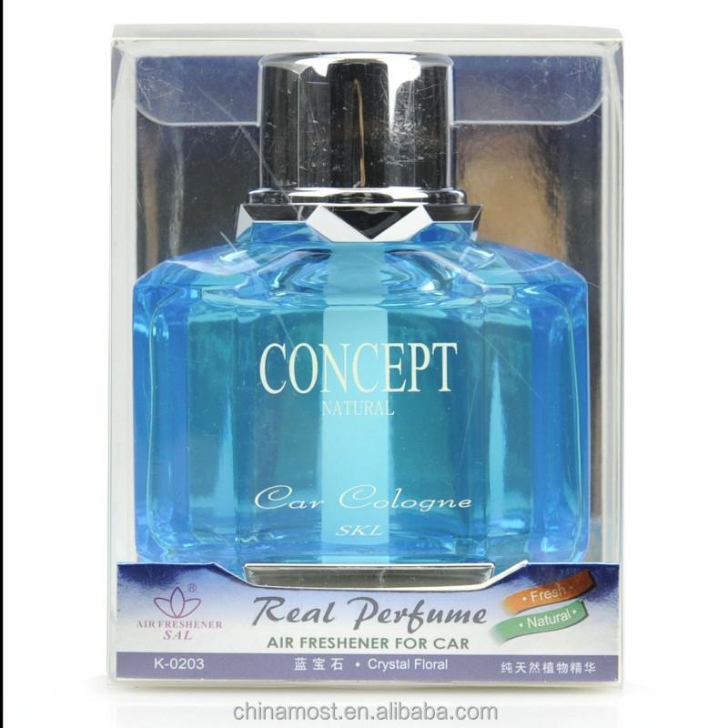 CarSetCity Concept Natural Perfume Shower Fresh Sapphire Car Freshener