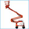 Sinoboom building cleaning equipment self propelled boom lift