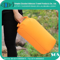 20L waterproof dry bag with ripstop pvc material