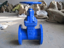Outside Screw Rising Stem Resilient Seat Gate Valve
