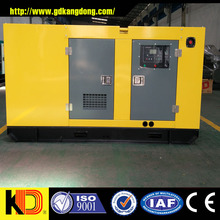 Automatic starting system and low fuel consumption 250KW 312.5KV silent diesel generator set powered by CUMMINS engine