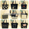 China wholesale canvas tote bag/hello kitty bags and totes