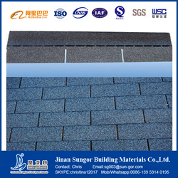 The Largest Export Volume of 3-Tab Asphalt Shingle Manufacturers