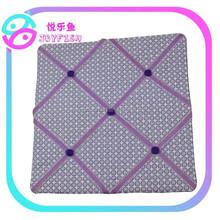 Fabric Memory/Memo Photo Bulletin Board