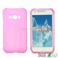 dull polish tpu phone case for Samsung Galaxy J1