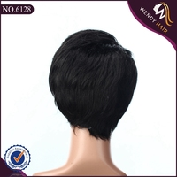 synthetic full lace wigs with baby hair long bob wigs