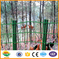 (manufacturer) High Security Plastic coated Euro fence
