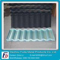 Colored Sand Aluminum Zinc Plate Tile Span Roofing Factory