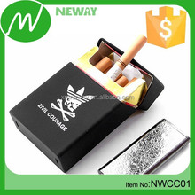 Customized Designs Waterproof Silicone Cigarette Case